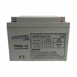 Μπαταρία ΕΠΑΝΑΦΟΡΤΙΖΟΜΕΝΗ Power PR28-12 12V 28Ah VRLA - AGM