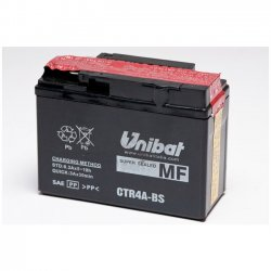 Μπαταρία MOTO UNIBAT CTR4A-BS (YTR4A-BS)
