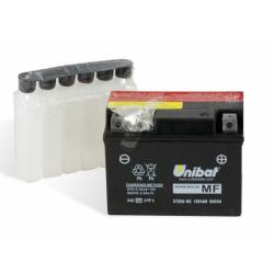 Μπαταρία UNIBAT CTZ5S-BS (YTZ5S-BS) AGM