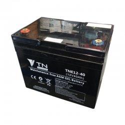 Μπαταρία AGM-GEL Βαθιάς Εκφόρτισης για ηλεκτρικά οχήματα TNE12-40 12V 40Ah