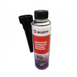 Wurth Καθαριστικό Συστήματος Ψεκασμού Πετρελαίου 300ml